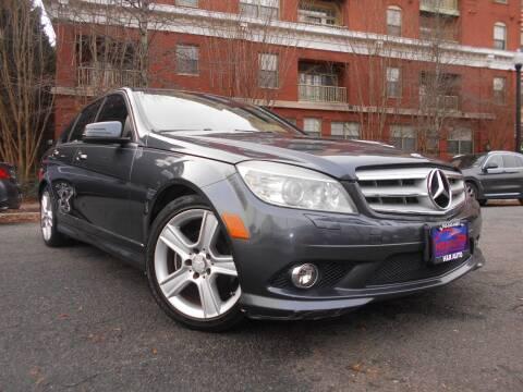 2010 Mercedes-Benz C-Class for sale at H & R Auto in Arlington VA