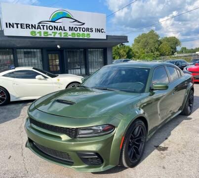 2020 Dodge Charger for sale at International Motors Inc. in Nashville TN