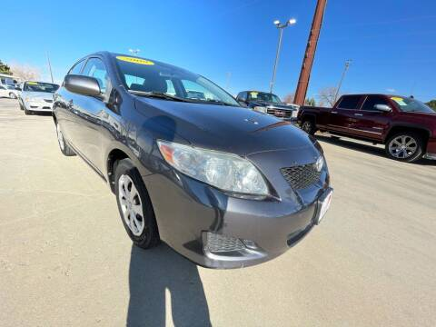 2009 Toyota Corolla for sale at AP Auto Brokers in Longmont CO