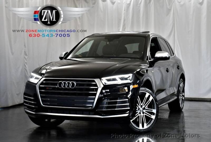 2018 Audi SQ5 for sale in Addison, IL