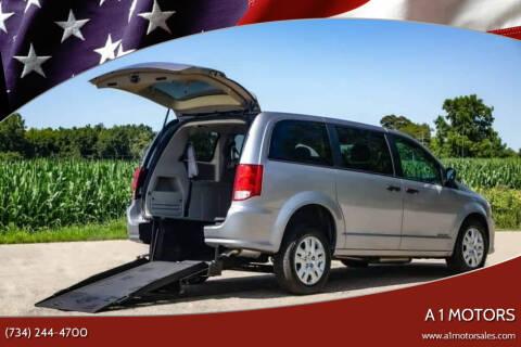 2013 Dodge Grand Caravan for sale at A 1 Motors in Monroe MI