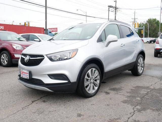 2018 Buick Encore Preferred 4dr Crossover - East Rutherford NJ