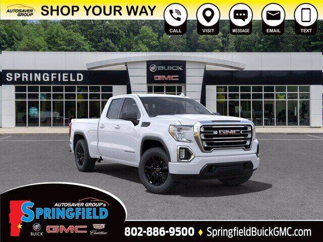 2021 GMC Sierra 1500 for sale in North Springfield, VT