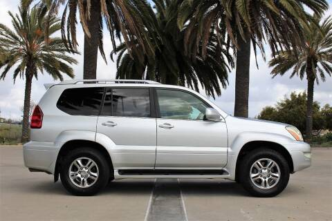 2006 Lexus GX 470 for sale at Miramar Sport Cars in San Diego CA