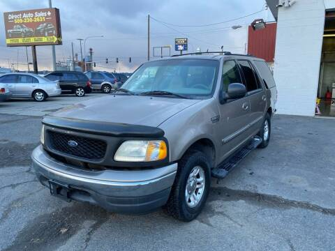 2001 Ford Expedition for sale at Direct Auto Sales+ in Spokane Valley WA
