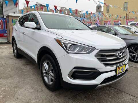 2018 Hyundai Santa Fe Sport for sale at Elite Automall Inc in Ridgewood NY