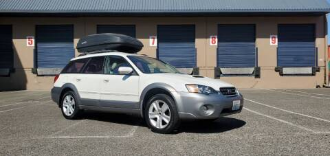 2005 Subaru Outback for sale at Lifestyle Motors LLC in Portland OR