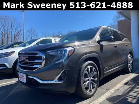 2019 GMC Terrain for sale at Mark Sweeney Buick GMC in Cincinnati OH