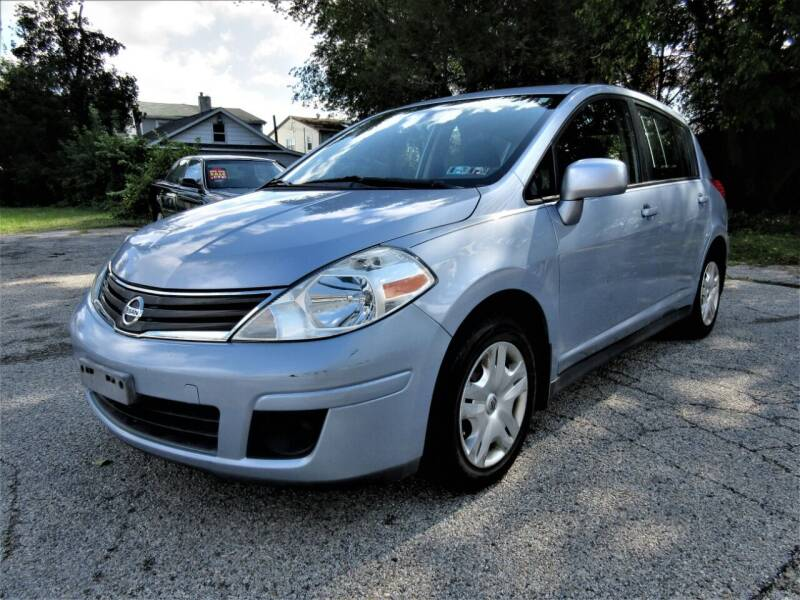 2010 Nissan Versa for sale at New Concept Auto Exchange in Glenolden PA
