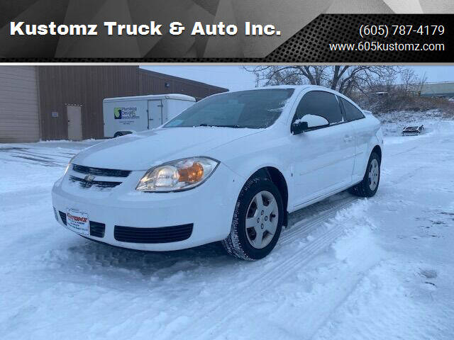 2007 Chevrolet Cobalt for sale at Kustomz Truck & Auto Inc. in Rapid City SD