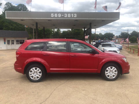 2014 Dodge Journey for sale at BOB SMITH AUTO SALES in Mineola TX