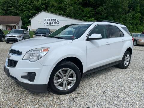 2012 Chevrolet Equinox for sale at Rt 33 Motors LLC in Rockbridge OH