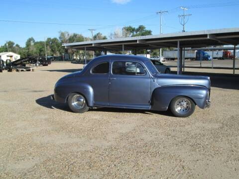 1946 Ford Coupe Deluxe for sale at Stagner INC in Lamar CO