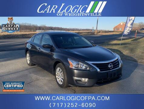 2013 Nissan Altima for sale at Car Logic in Wrightsville PA