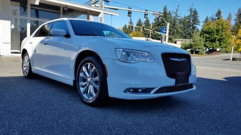 2018 Chrysler 300 for sale at Seattle Auto Deals in Everett WA