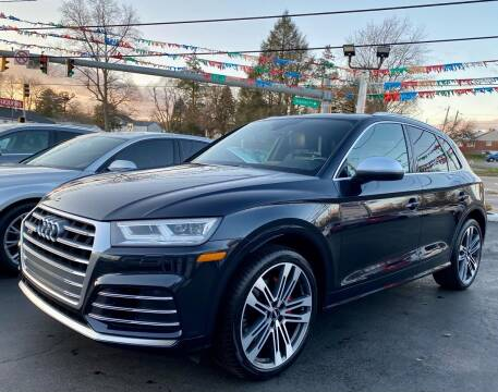 2018 Audi SQ5 for sale at WOLF'S ELITE AUTOS in Wilmington DE