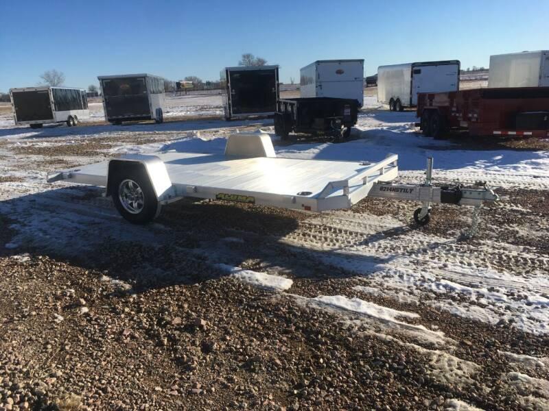2022 Aluma 8214 HS Tilt #1193 for sale at Prairie Wind Trailers, LLC in Harrisburg SD