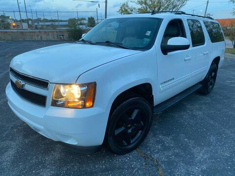 2010 Chevrolet Suburban for sale at Supreme Auto Gallery LLC in Kansas City MO