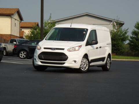 2018 Ford Transit Connect Cargo for sale at Jack Schmitt Chevrolet Wood River in Wood River IL