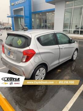 2017 Chevrolet Spark for sale at COYLE GM - COYLE NISSAN in Clarksville IN