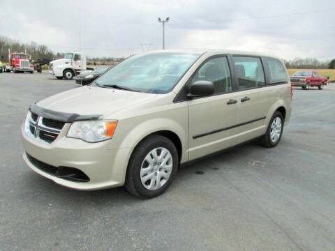 2013 Dodge Grand Caravan for sale at 412 Motors in Friendship TN