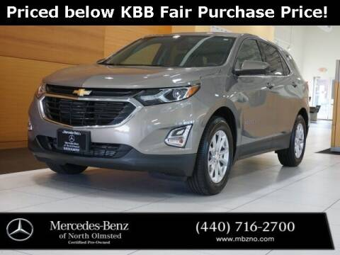 2018 Chevrolet Equinox for sale at Mercedes-Benz of North Olmsted in North Olmstead OH