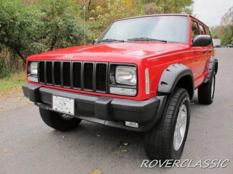 2000 Jeep Cherokee for sale at Isuzu Classic in Cream Ridge NJ