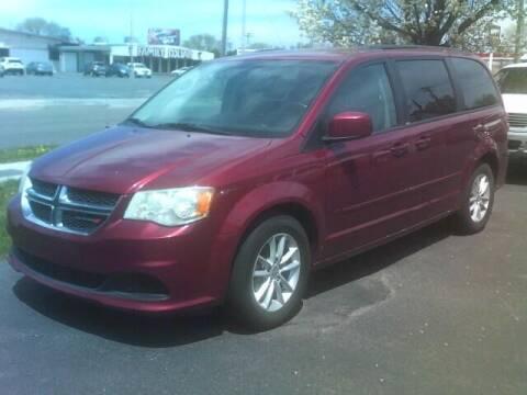 2014 Dodge Grand Caravan for sale at University Auto Sales Inc in Pocatello ID