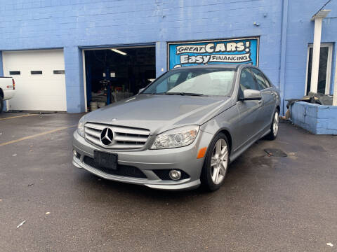 2010 Mercedes-Benz C-Class for sale at Ideal Cars in Hamilton OH