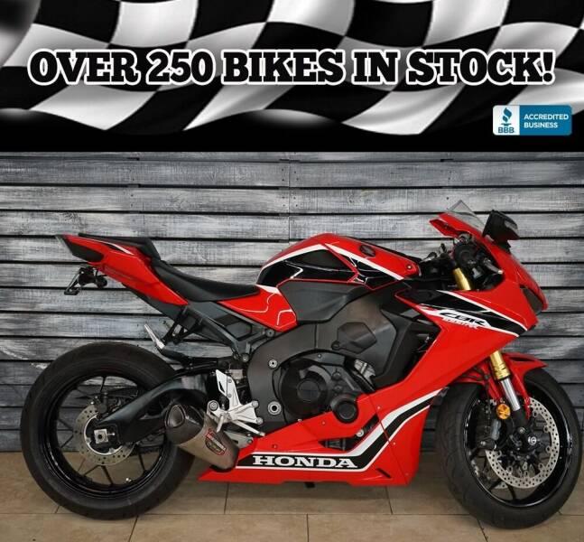 2017 Honda CBR1000RR for sale at AZautorv.com in Mesa AZ