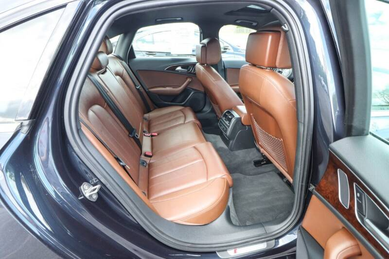 2017 Audi A6 AWD 2.0T quattro Premium 4dr Sedan - Dubuque IA