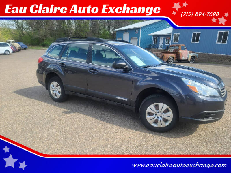2011 Subaru Outback for sale at Eau Claire Auto Exchange in Elk Mound WI