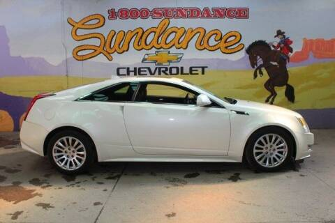2011 Cadillac CTS for sale at Sundance Chevrolet in Grand Ledge MI