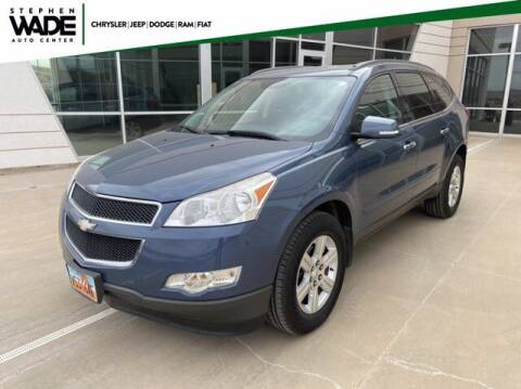 2012 Chevrolet Traverse for sale at Stephen Wade Pre-Owned Supercenter in Saint George UT