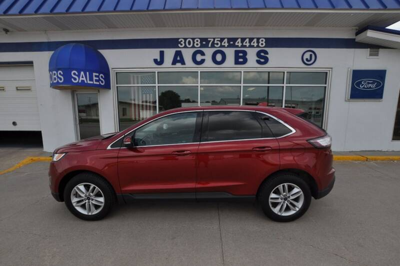 2018 Ford Edge for sale at Jacobs Ford in Saint Paul NE