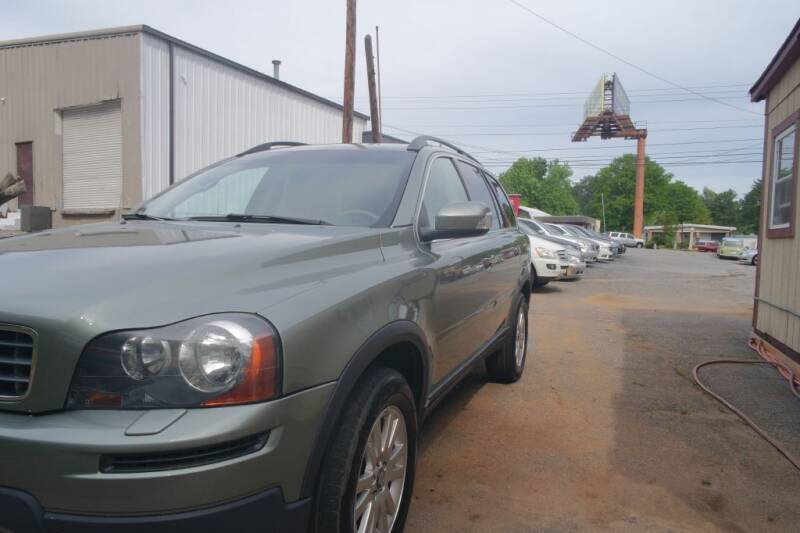 2008 Volvo XC90 for sale at E-Motorworks in Roswell GA