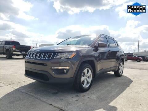 2018 Jeep Compass for sale at Hardy Auto Resales in Dallas GA