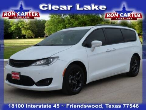 2019 Chrysler Pacifica for sale at Ron Carter  Clear Lake Used Cars in Houston TX