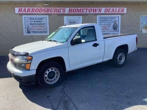 2011 Chevrolet Colorado for sale at Auto Martt, LLC in Harrodsburg KY