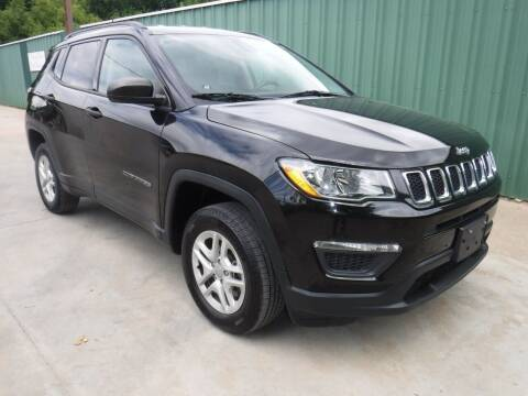 2018 Jeep Compass for sale at Triple C Auto Sales in Gainesville TX