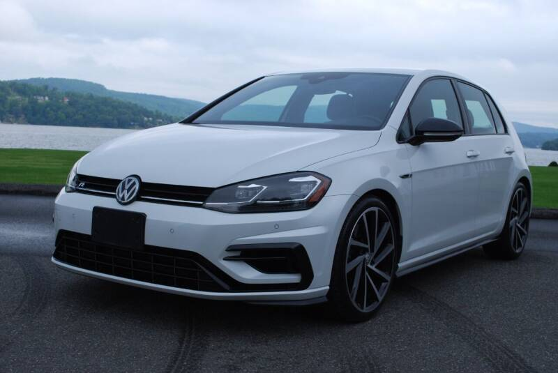 2019 Volkswagen Golf R for sale at New Milford Motors in New Milford CT