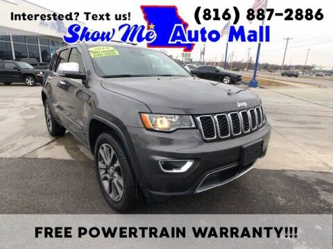 2018 Jeep Grand Cherokee for sale at Show Me Auto Mall in Harrisonville MO