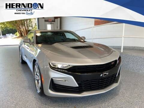 2019 Chevrolet Camaro for sale at Herndon Chevrolet in Lexington SC