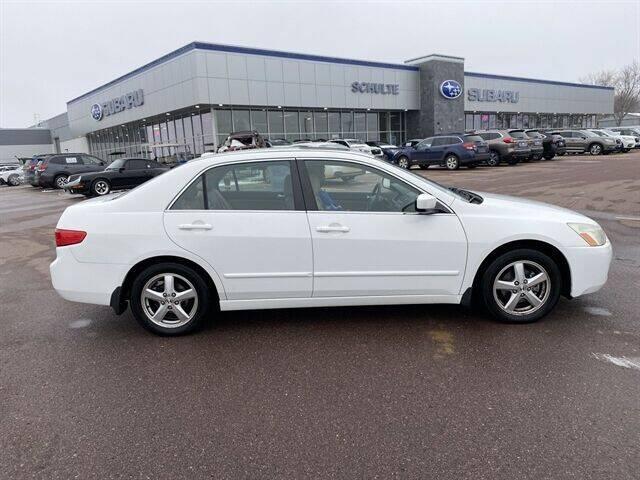 2005 Honda Accord for sale at Schulte Subaru in Sioux Falls SD