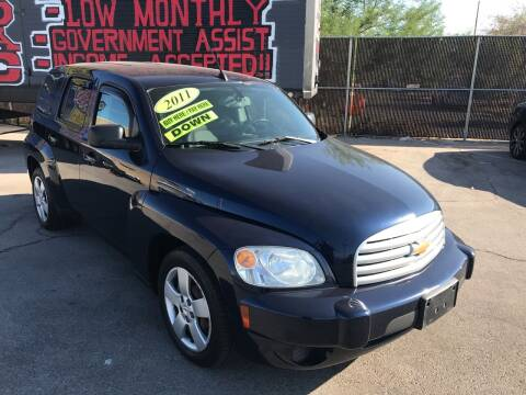 2011 Chevrolet HHR for sale at Rock Star Auto Sales in Las Vegas NV