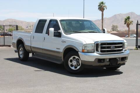 2004 Ford F-250 Super Duty for sale at Best Auto Buy in Las Vegas NV