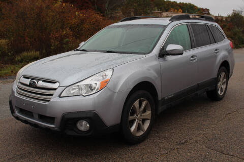 2013 Subaru Outback for sale at Imotobank in Walpole MA