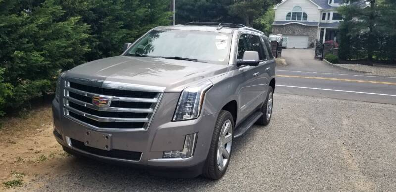 2017 Cadillac Escalade for sale at Central Jersey Auto Trading in Jackson NJ