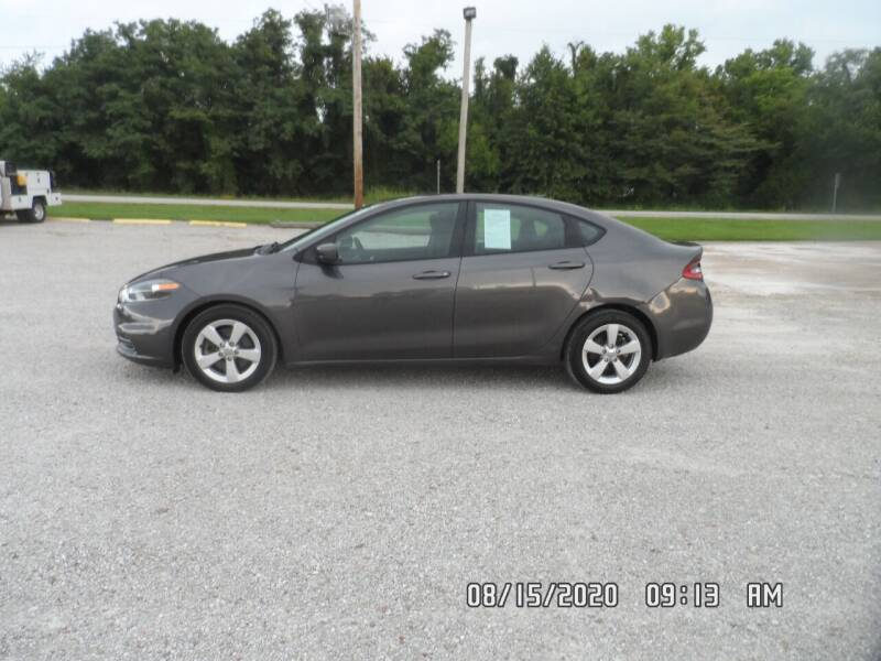 2015 Dodge Dart for sale at Town and Country Motors in Warsaw MO