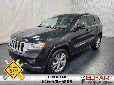 2013 Jeep Grand Cherokee for sale at Elhart Automotive Campus in Holland MI